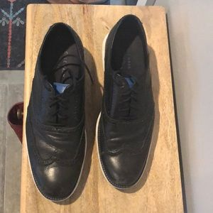 Men's Cole Haan Grand 0 Black shoes